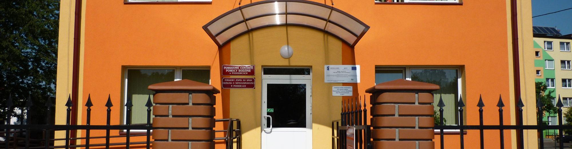 Powiatowe Centrum Pomocy Rodzinie w Poddębicach